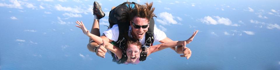 Skydive Torquay