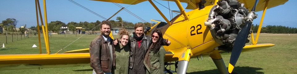 Adventure Flights for two